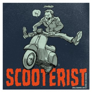 Scooterist_sticker150